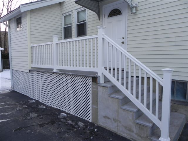 Stockbridge Style Railing